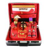 ロザリオ在庫品 MASS KIT Disponibile nei Vari Colori ケース46センチ×35センチ×15センチ Art000256