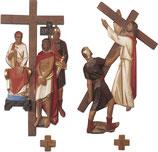 Slabbinck 5499 多色十字架の道(48から68 cm)