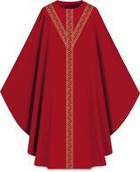 Slabbinck カズラ Assisiコレクション 701052 典礼色 赤