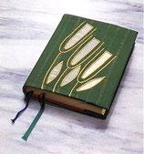 Slabbinck  聖書カバー 緑 1856