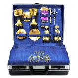 ロザリオ在庫品 ミサキット B0086-02 内布ブルー