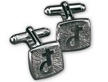 Slabbinck 3434 聖職者のカフスボタン 銀925 (同梱のみ)