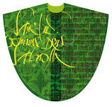 Slabbinck  5008 緑  ゴシックカズラデザイナー