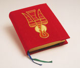 Slabbinck  1044 聖書カバー 赤