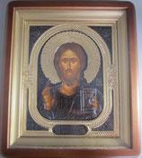 ロザリオ 正教 祭壇置額 ハリストスイイスス 28×24㎝