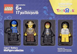 5004574 COPS AND ROBBERS MINIFIGURES COLLECTION