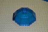 2598 Blue Windscreen w/Hinges 10x10x4 Octagonal Canopy