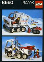 8660 ARTIC RESCUE UNIT