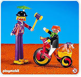 3808 TRICYCLE DES CLOWNS ROMANI - 1995
