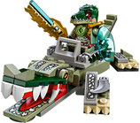 70126  CROCODILE  LEGEND BEAST - CHIMA