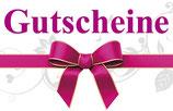 Geschenk - Gutschein