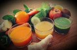 Jus de fruits & légumes naturels (25 Cl)