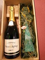シャンパン&キャンドルセット