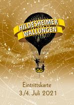 Ticket Hildesheimer Wallungen 3./4. Juli 2021