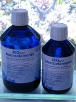 Korallenzucht ZeoSpur Macroelemente