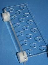 Knepo Coral Rack XS bis 15mm Glasdicke