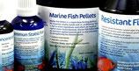 Korallenzucht Marine Fish Pellets 2mm 350gramm