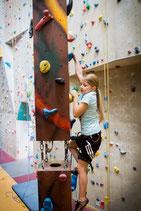 "Climbing Gym - ""Snake Climbing"""
