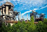"Student Tour of  Industrial Adventure Park ""Landschaftspark"""
