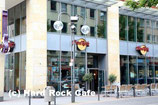 Hard Rock Cafe – Tour & Meal