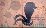 Originalgrafisches Holzschnittbuch  – Der Schiffbrüchige auf der Dracheninsel