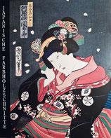 Japanische Farbholzschnitte des 19.Jhdts. - Schön wie Blumen