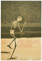 Der Tod im Regen
