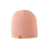 PURE PURE Jersey-Beanie Ringel apricot/ginger