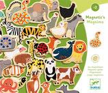 Djeco Magnetspiel Tiere