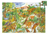 DJECO Puzzle Dinosaurier