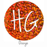 "HoloGraphic Orange  HTV - 12"" x 20"" Sheet"