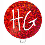 "HoloGraphic Red  HTV - 12"" x 20"" Sheet"