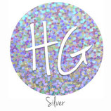 "HoloGraphic Silver  HTV - 12"" x 20"" Sheet"