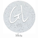 "Glitter HTV -White  20"" x 12""  - Sheet"