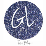"Glitter HTV -True Blue  20"" x 12""  - Sheet"