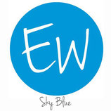"EasyWeed HTV Sky Blue  - 15"" x 12"" - Sheet"
