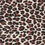 "Pattern HTV - Leopard - 12"" x 15"" Sheet"