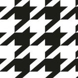 "Pattern HTV - Houndstooth - 12"" x 15"" Sheet"