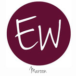 "EasyWeed HTV Maroon - 15"" x 12"" - Sheet"