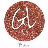 """Glitter HTV - Bronze  20"""" x 12""""  - Sheet"""