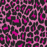 "Pattern HTV - Pink Cheetah - 12"" x 15"" Sheet"