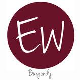 "EasyWeed HTV Burgundy  - 15"" x 12"" - Sheet"