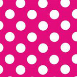 "Pattern HTV - Pink Polka Dots - 12"" X 15"" Sheet"