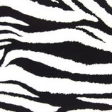 "Pattern HTV - Zebra - 12"" x 15"" Sheet"