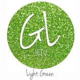 "Glitter HTV - Light Green 20"" x 12"" - Sheet"