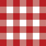 "Pattern HTV - Red Gingham - 12"" x 15"" Sheet"