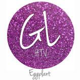 """Glitter HTV - Eggplant  20"""" x 12""""  - Sheet"""