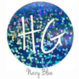 "HoloGraphic Navy Blue  HTV - 12"" x 20"" Sheet"