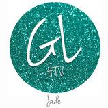 "Glitter HTV - Jade  20"" x 12""  - Sheet"
