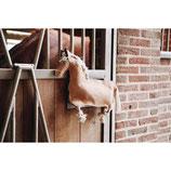 #NEU Kentucky Horsewear Relax Horse Toy Pony braun